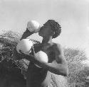 Open Kalahari Desert