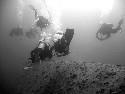 Open Scuba diving