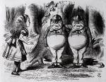Open Alice's Adventures in Wonderland
