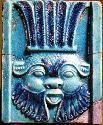 Open Bes (Egyptian deity)