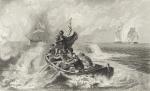 Open Battle of Lake Erie, 1813