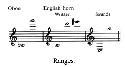 Open oboe