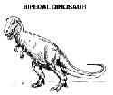 Open dinosaur
